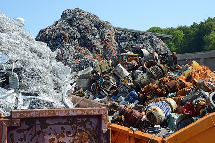 Защо е важно да рециклираме металните отпадъци?