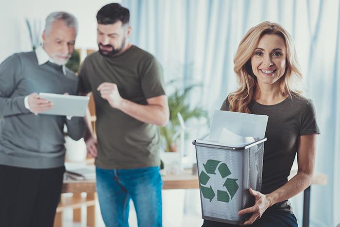 Защо е важно да намерите надеждна рециклираща фирма?